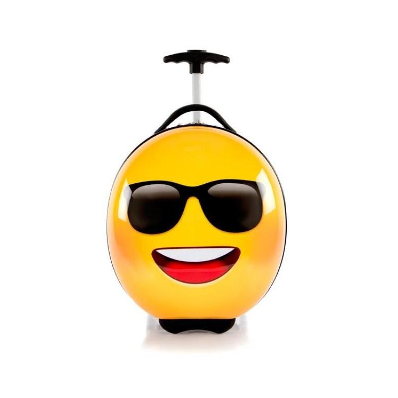 Heys E-MOTION Dětský kufr, motiv Sunglasses