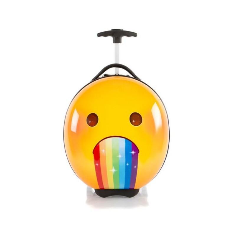 Heys E-MOTION Dětský kufr, motiv Rainbow