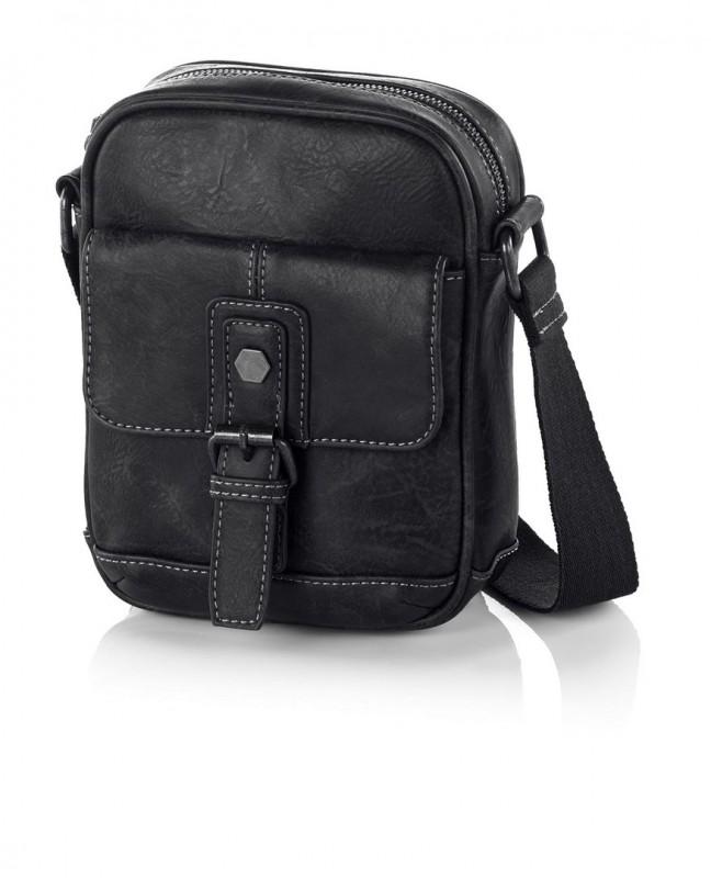 Vogart LEGEND Malá report taška pro muže (Black)