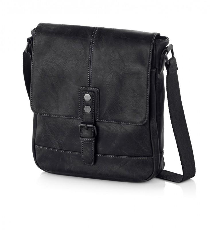Vogart LEGEND Report taška s klopou pro muže (Black)