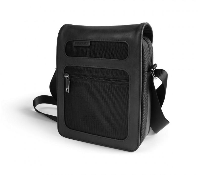 Vogart LEVY Report taška s klopou přes rameno (Black)