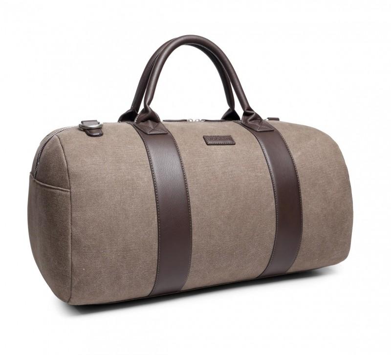 Vogart MILOS Cestovní taška (Brown)