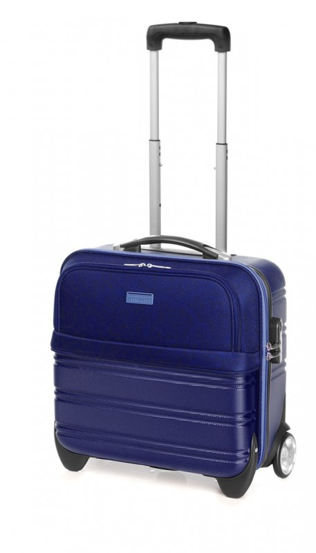 Vogart SELECT Pilotní kufr na kolečkách pro ženy (Navy)