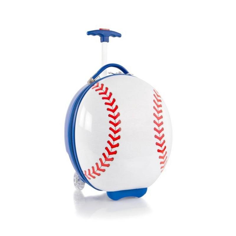 Heys TRAVEL TOTS Dětský kufr, motiv Baseball