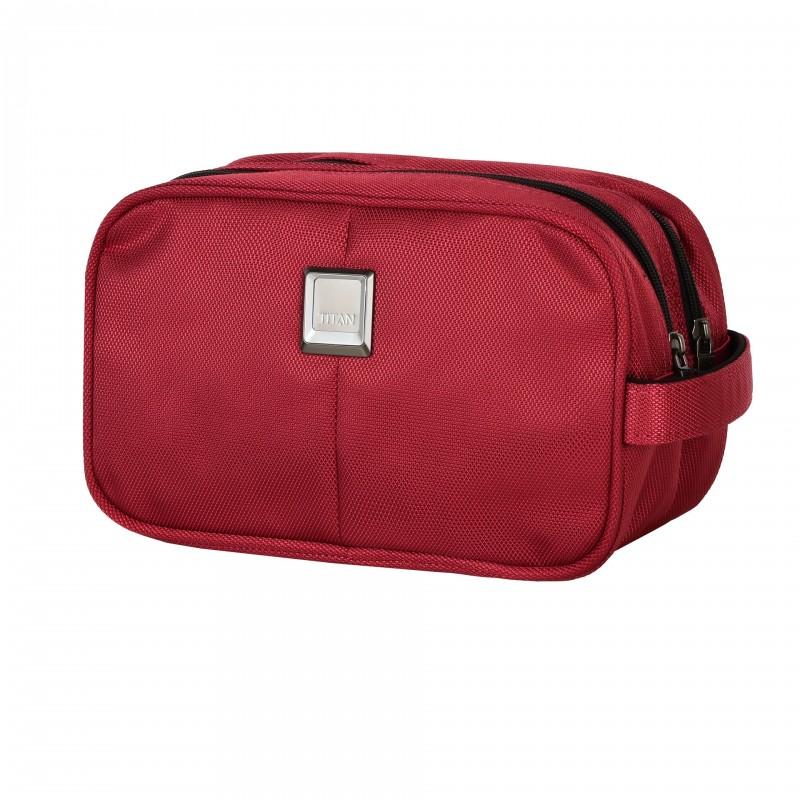 Titan NONSTOP Kosmetická taška (Red)