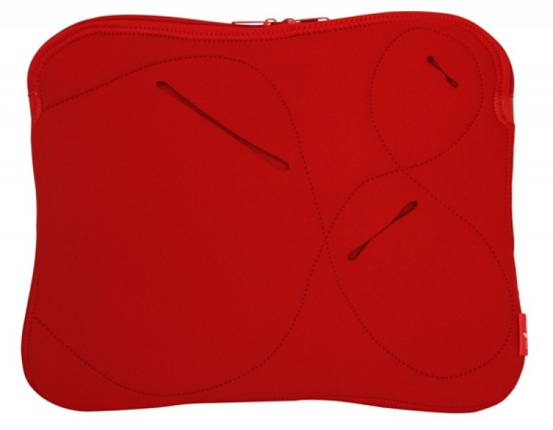 John Travel COVER Neoprenový obal na NTB 14 - Red