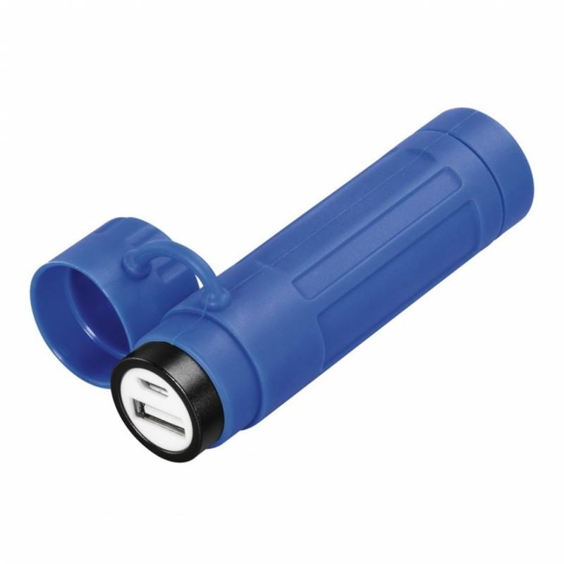HAMA CAP Externí baterie 2600 mAh, IPX4 - Blue