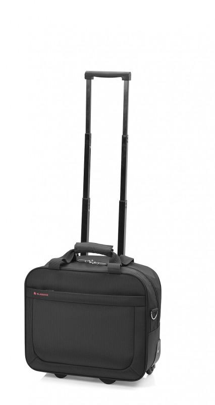 Gladiator MONDRIAN Pilotní kufr pro 15 NTB (Black)