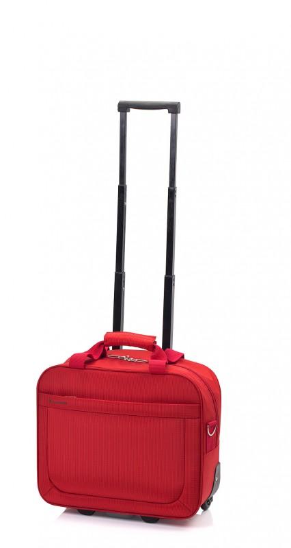 Gladiator MONDRIAN Pilotní kufr pro 15 NTB (Red)