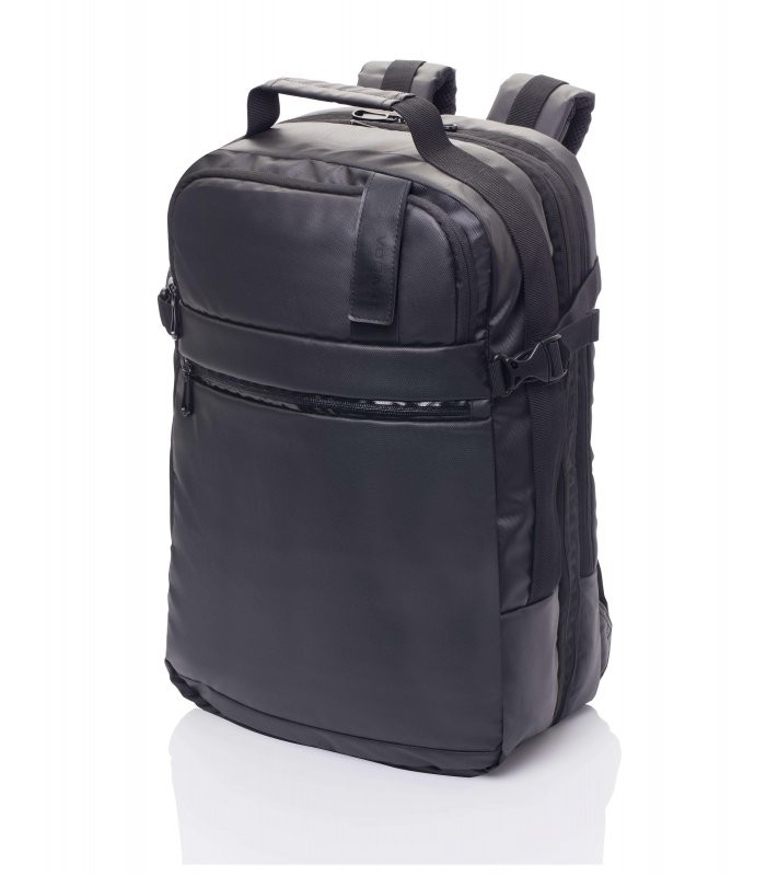 Vogart CABIN CREW Palubní batoh rozšířitelný NTB 17 (Black)