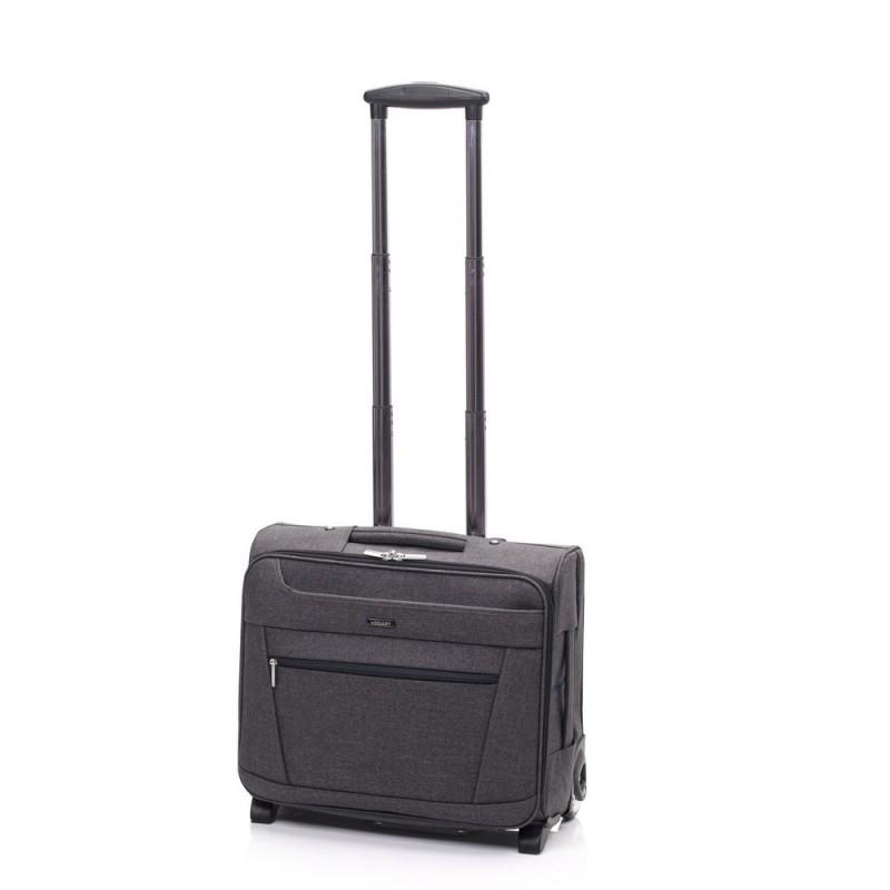 Vogart FENIX Pilotní kufr na kolečkách 45cm (Grey)
