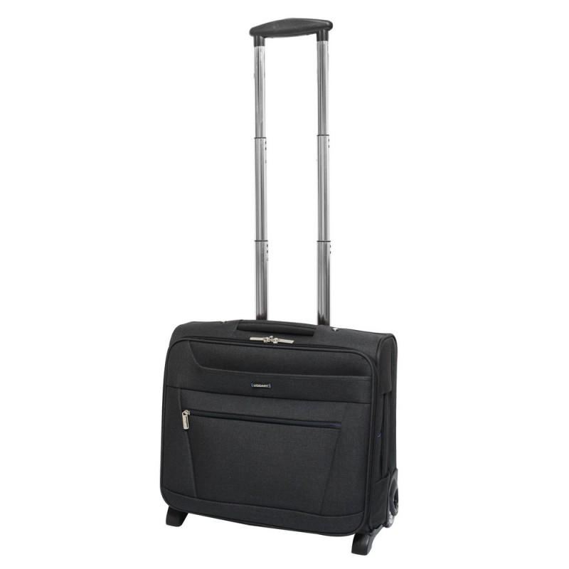 Vogart FENIX Pilotní kufr na kolečkách 45cm (Black)