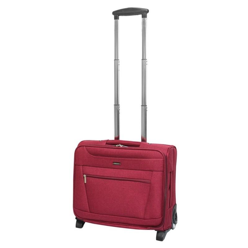 Vogart FENIX Pilotní kufr na kolečkách 45cm (Red)