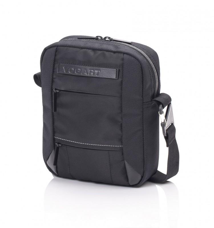Vogart SUMMIT Malá report taška přes rameno (Black)