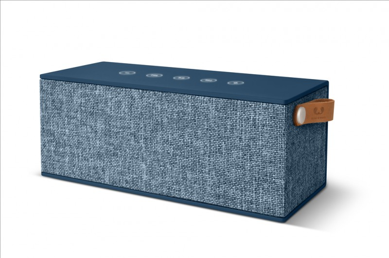 FRESH´N REBEL Rockbox Brick XL Fabriq Edition Bluetooth reproduktor (Indigo)