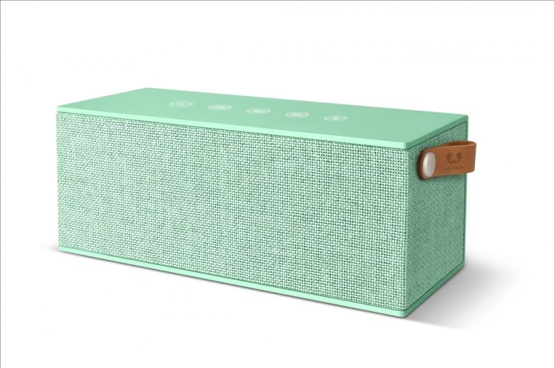 FRESH´N REBEL Rockbox Brick XL Fabriq Edition Bluetooth reproduktor (Peppermint)