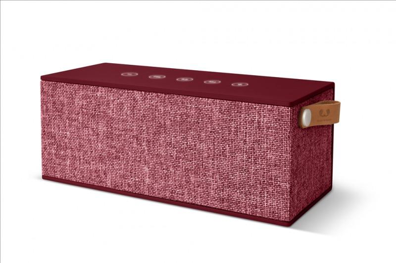FRESH´N REBEL Rockbox Brick XL Fabriq Edition Bluetooth reproduktor (Ruby)