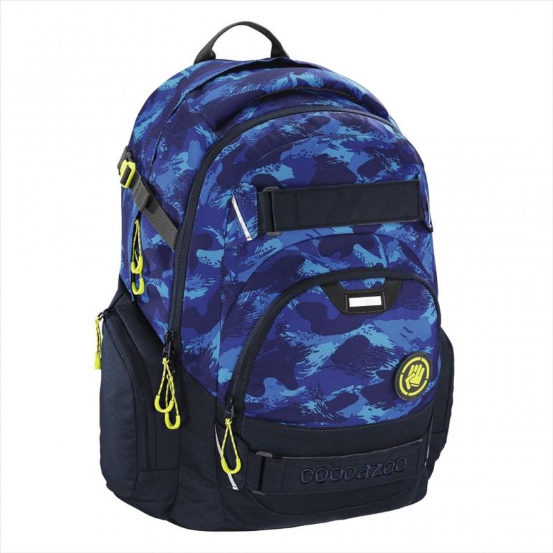 Coocazoo CARRYLARRY2 Školní batoh od 3.třídy - Brush Camou