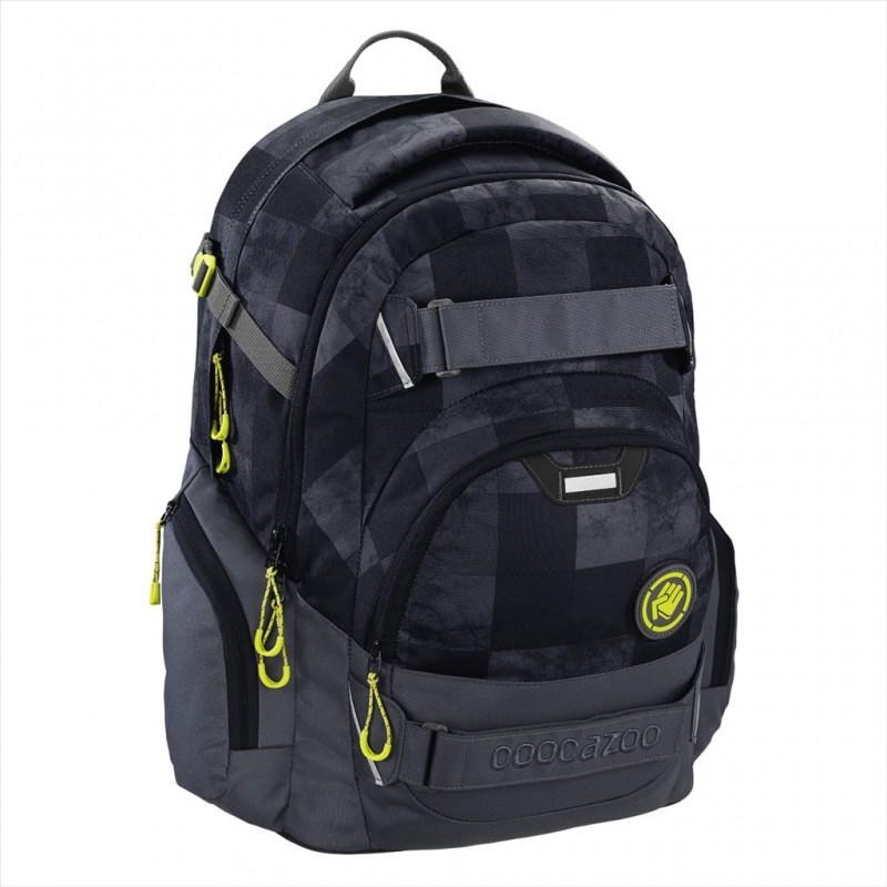 Coocazoo CARRYLARRY2 Školní batoh od 3.třídy - Mamor Check