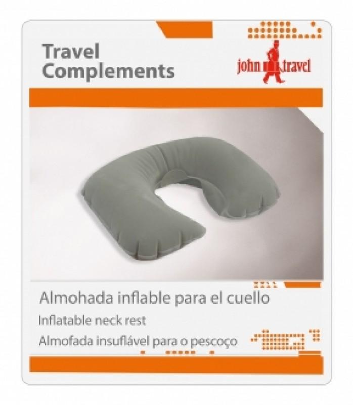 John Travel Nafukovací cestovní polštářek