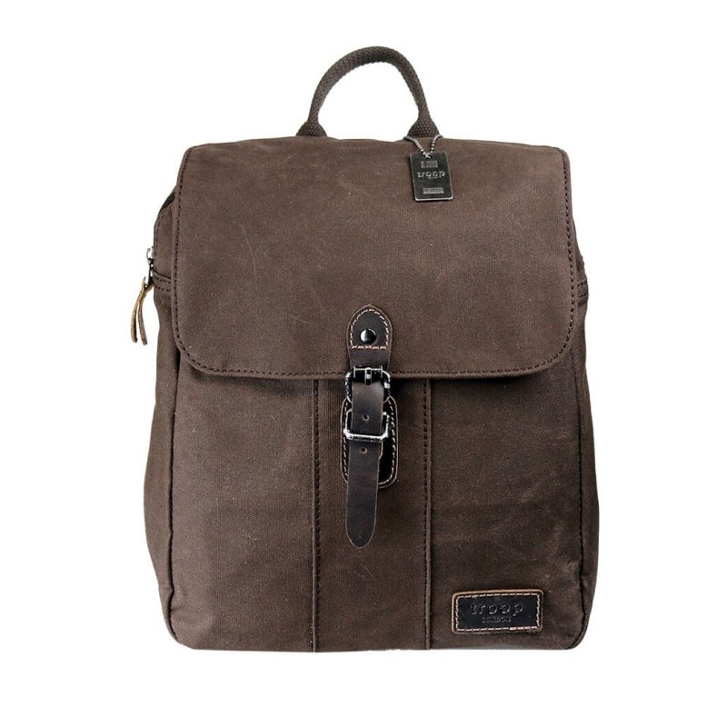 Troop London TRP0446 Batoh i pro tablet - Brown
