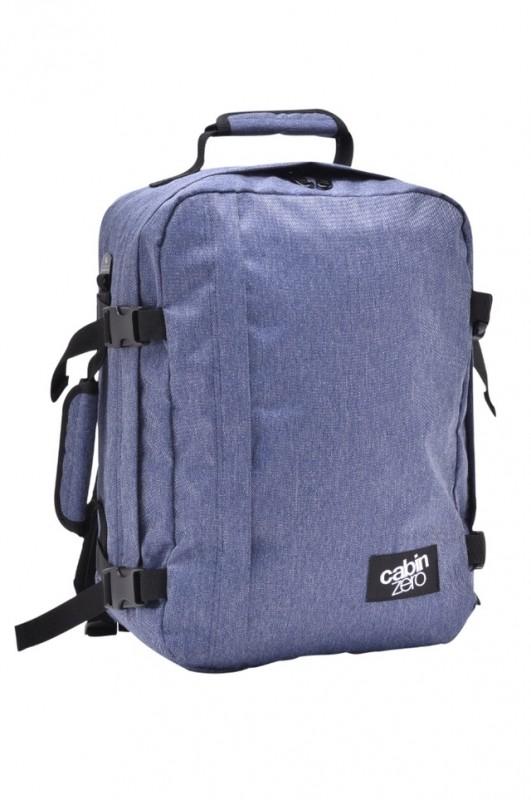 CabinZero MINI ULTRA-LIGHT Odlehčený batoh 28 l (Blue Jean)