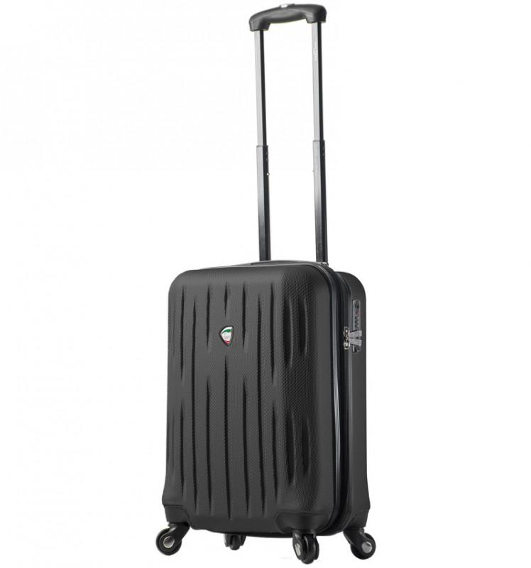 Mia Toro FABBRI Kabinové zavazadlo 55 cm - Black