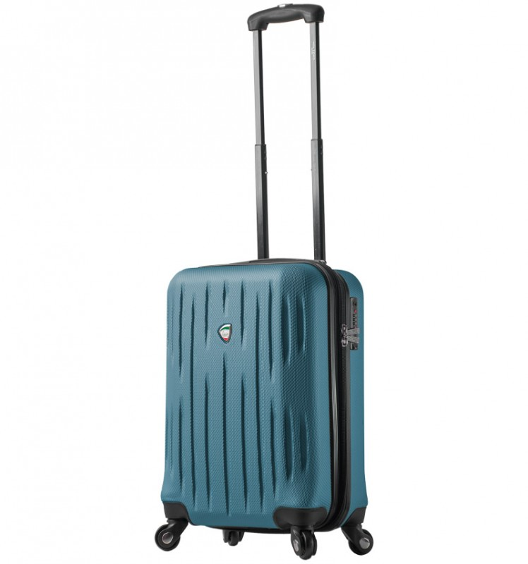 Mia Toro FABBRI Kabinové zavazadlo 55 cm - Green