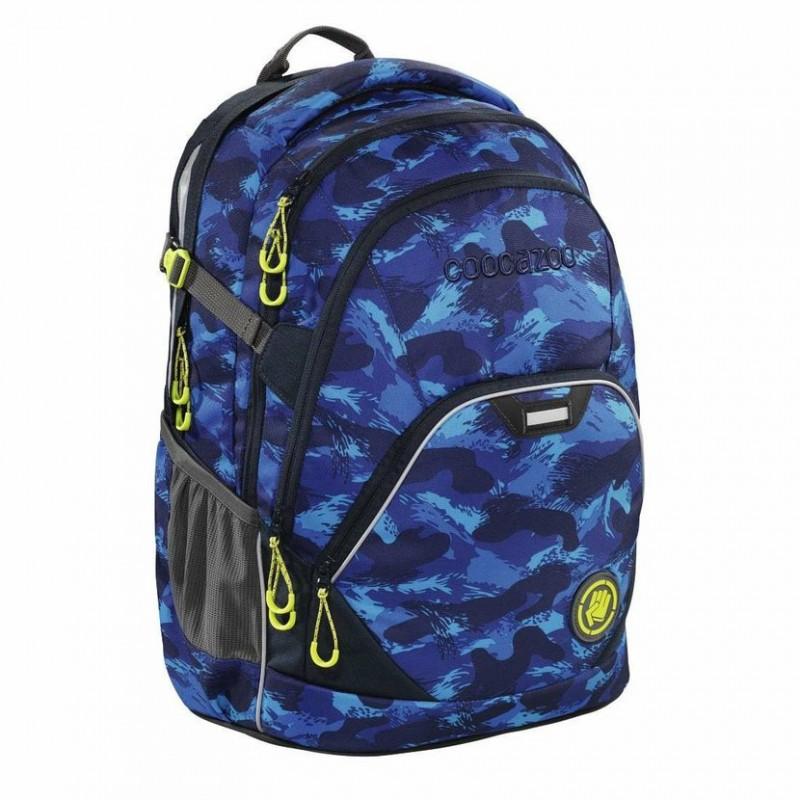 Coocazoo EVVERCLEVVER2 Školní batoh, certifikát AGR - Brush Camou
