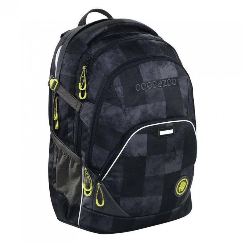 Coocazoo EVVERCLEVVER2 Školní batoh, certifikát AGR - Mamor Check