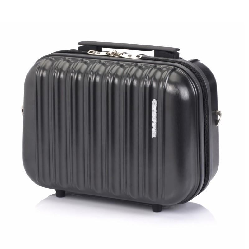 Gladiator NEON MATT Kosmetický kufřík PC (Grey)