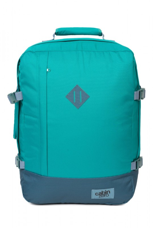 CabinZero CLASSIC ULTRA-LIGHT Odlehčený batoh 44 l (Boracay Blue)