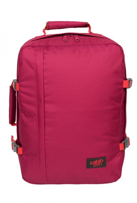 CabinZero CLASSIC ULTRA-LIGHT Odlehčený batoh 44 l (Jaipur Pink)