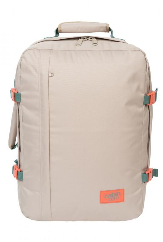 CabinZero CLASSIC ULTRA-LIGHT Odlehčený batoh 44 l (Sand Shell)