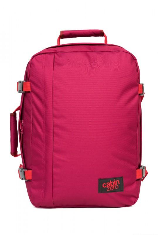 CabinZero MEDIUM ULTRA-LIGHT Odlehčený batoh 36 l (Jaipur Pink)