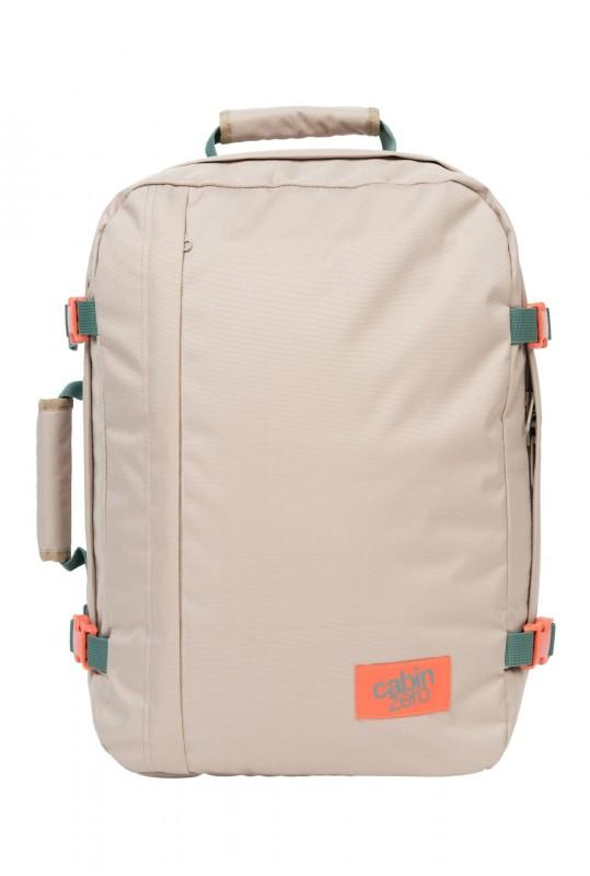 CabinZero MEDIUM ULTRA-LIGHT Odlehčený batoh 36 l (Sand Shell)