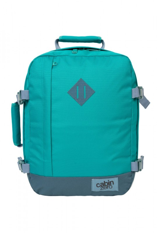 CabinZero MINI ULTRA-LIGHT Odlehčený batoh 28 l (Boracay Blue)