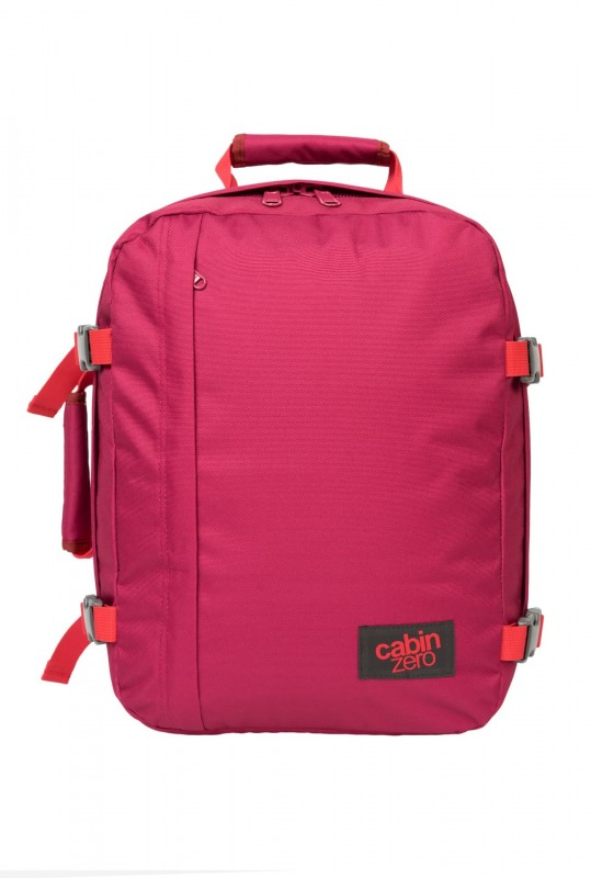 CabinZero MINI ULTRA-LIGHT Odlehčený batoh 28 l (Jaipur Pink)