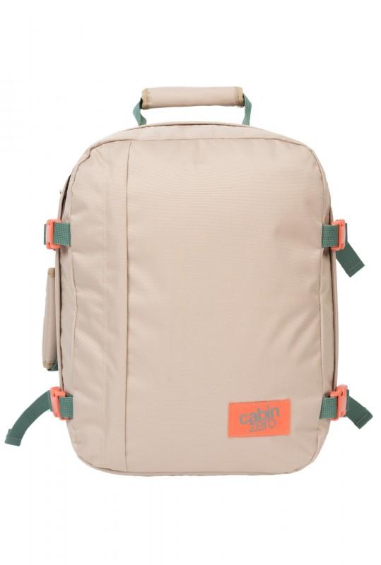 CabinZero MINI ULTRA-LIGHT Odlehčený batoh 28 l (Sand Shell)