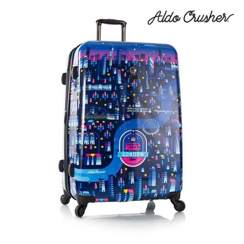 Heys ALDO CRUSHER TWILIGHT Trendy designový kufr 76 cm