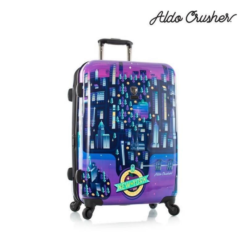 Heys ALDO CRUSHER TWILIGHT Trendy designový kufr 66 cm