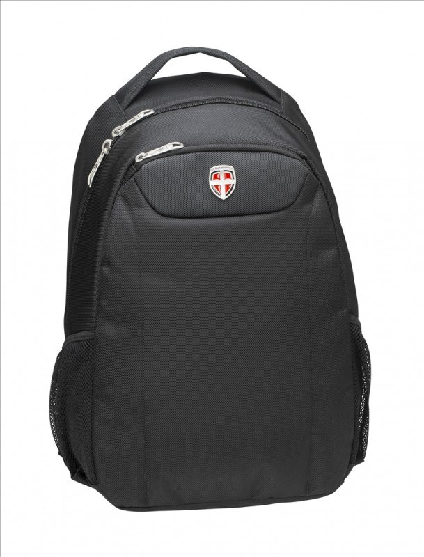 Ellehammer COPENHAGEN Městský batoh 10,5 l (černý)