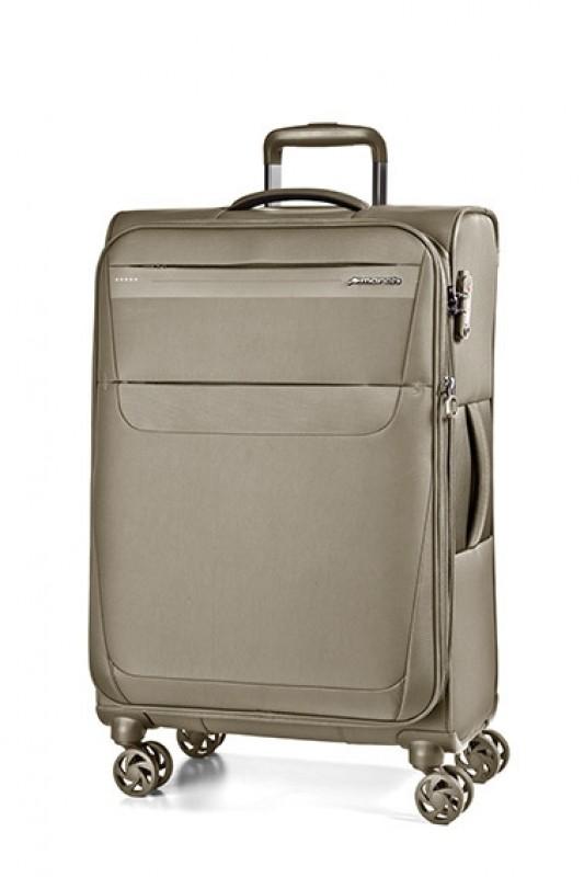 March AEON Lehký rozšířitelný textilní kufr 78cm (Kashmir)