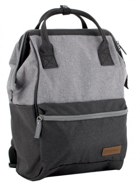 Travelite NEOPAK Víceúčelový městský batoh i taška 18 l (Anthracite/grey)