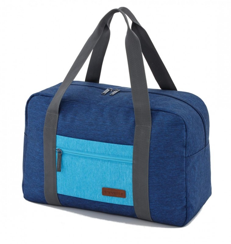 Travelite NEOPAK Palubní taška v retro stylu (Navy/blue)