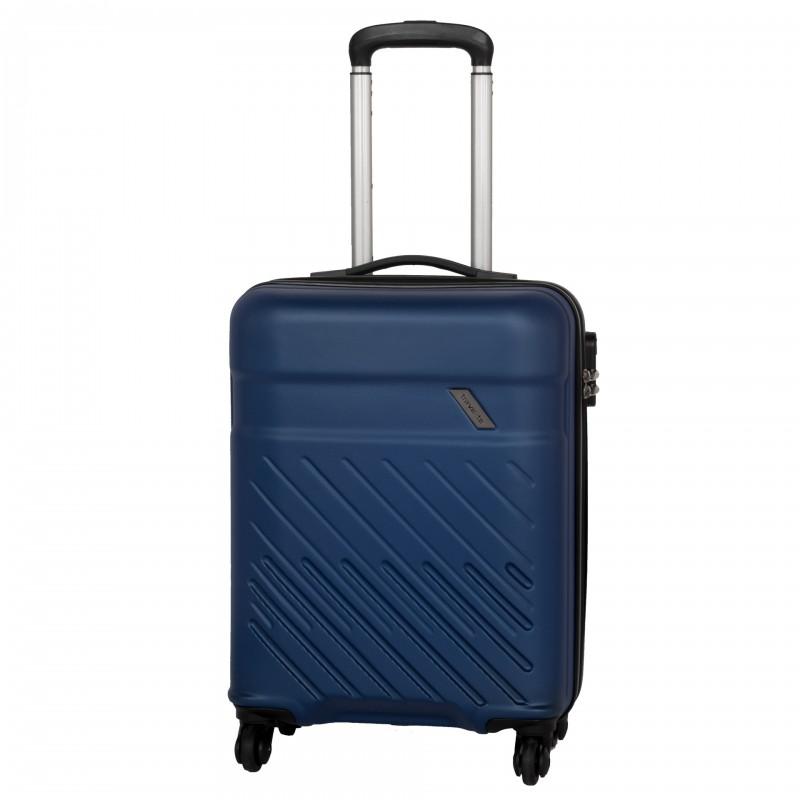 Travelite VINDA Skořepinový kufr z ABS 55cm (Royal blue)