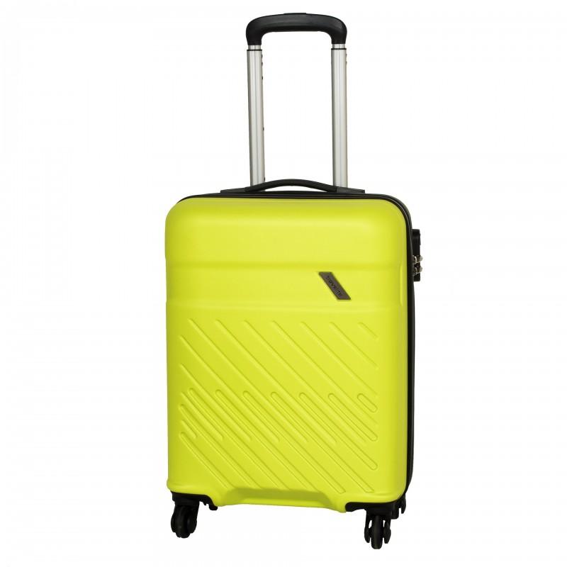 Travelite VINDA Skořepinový kufr z ABS 55cm (Lemon)