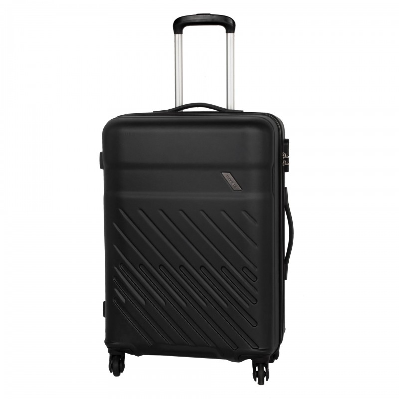 Travelite VINDA Skořepinový kufr z ABS 66cm (Black)