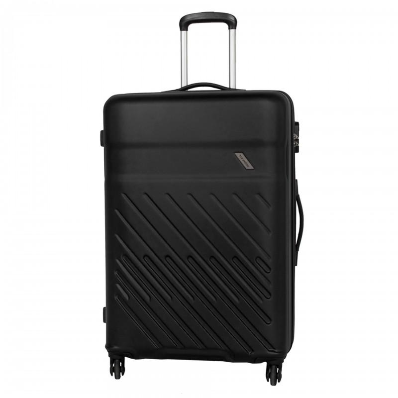 Travelite VINDA Skořepinový kufr z ABS 76cm (Black)