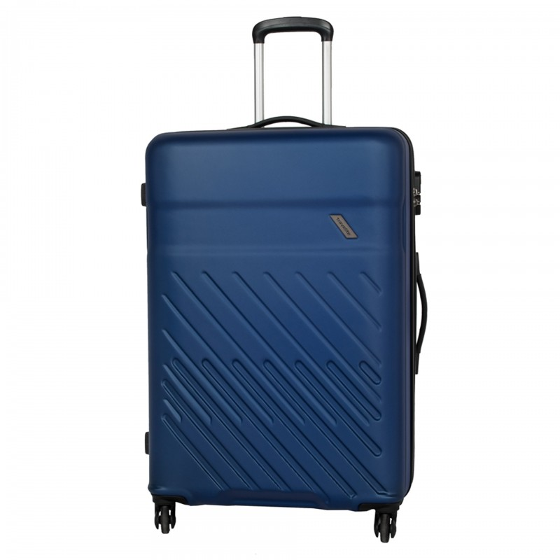 Travelite VINDA Skořepinový kufr z ABS 76cm (Royal blue)